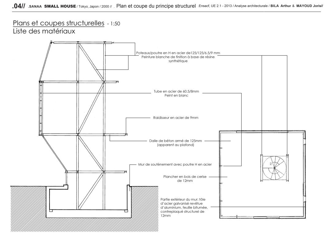 12 - Plan et coupes structurelles_01